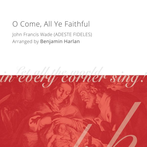 Harlan Arrangement Cover (O Come, All Ye Faithful)
