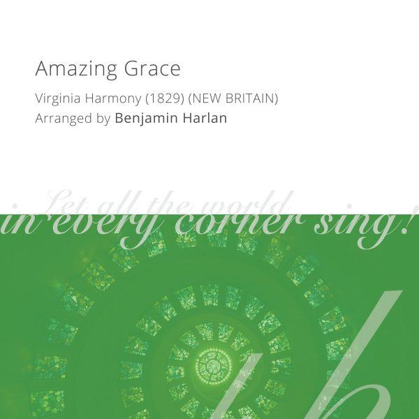 Harlan Arrangement Cover (Amazing Grace)