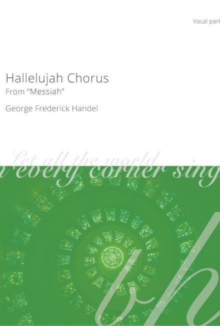 Hallelujah Chorus (Vocal Parts)