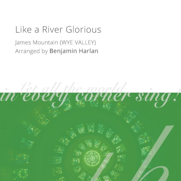 Harlan-Arrangement-Cover-(Like-a-River-Glorious)