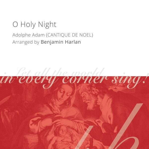 Harlan Arrangement Cover (O Holy Night)