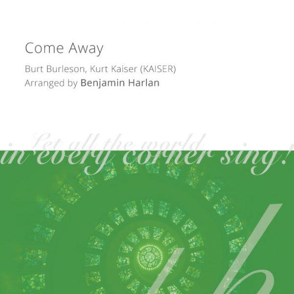 Harlan-Arrangement-Cover-(Come-Away)